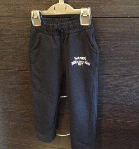 Спортивные трикотажные брюки