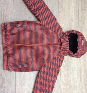 Куртка зимняя для мальчика 128