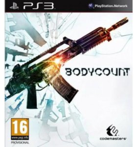 Игра Bodycount (PS3)