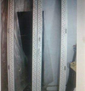 Металлопластиковая дверь