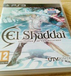 Игра для ps 3-El Shaddai ascension of the metatron