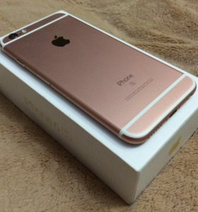 iPhone 6s Rose Gold 16