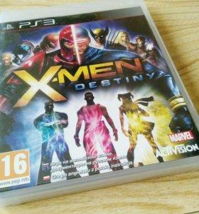X-men destiny игра на пс 3