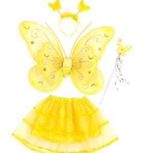 Карновальный костюм фея