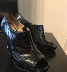 Кожаные туфли Modadonna 37 размер