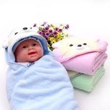 Новые детские полотенца