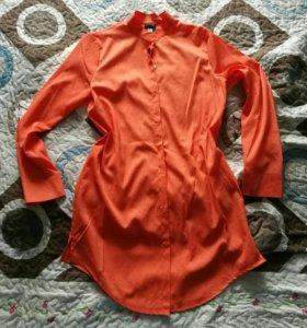 Рубашка туника новая