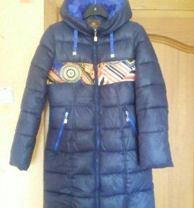 Пальто зима-осень.р.46