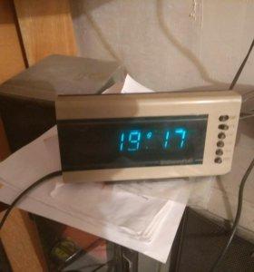 Часы электроника 6 14-03