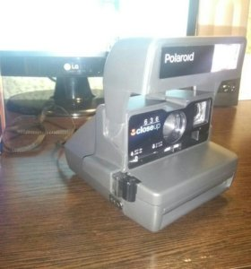 Polaroid 636 Closeup (раритет) рабочий