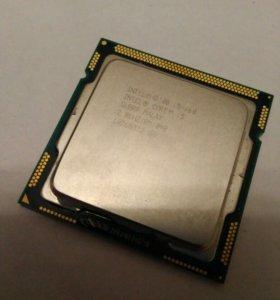 Intel g2120, 3.1ghz. /xeon 3430, 2.4ghz