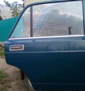 Двери ВАЗ 2107