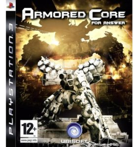 Игра Armored Core for Answer (PS3)