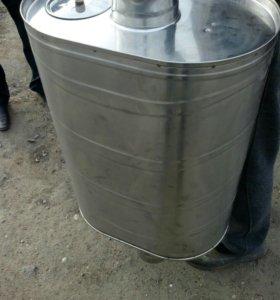 Бак водяной на 73 литра.