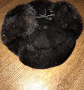 Продам норковую шапку в отличном состоянии