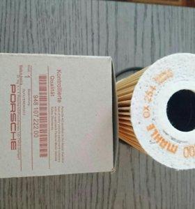 Масляный фильтр porche panamera