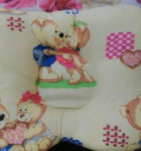 Ортопедическая подушка детская