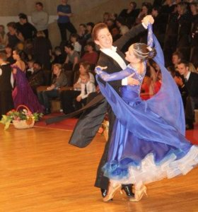 платье для спортивных бальных танцев стандарт