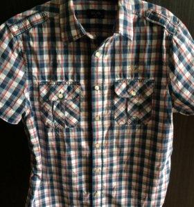 """рубашка мужская размер """"М"""""""