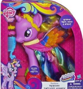 Принцесса Твайлайт Спаркл My Little Pony