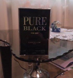 Мужские духи Pure Black
