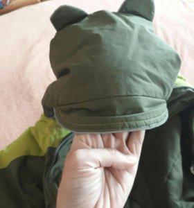 Комбинезон детский kiko 74 размер