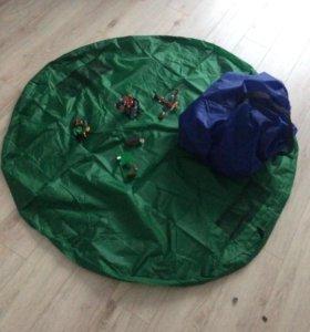 Новый Лего-коврик-сумка, 1,5 метра👍🏻