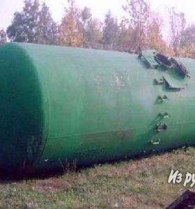 Резервуары для азс, агзс