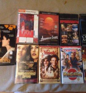 VHS фильмы