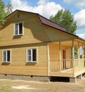 Дачный дом 90 кВ