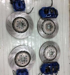 Комплект тормозов для BMW F10 M5
