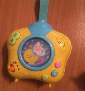 Музыкальная игрушка-ночник.