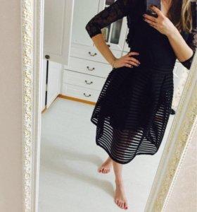 Новая юбка стильная ,М с биркой
