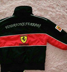 """Детская куртка """"Ferrari"""""""