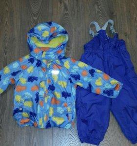 Демисезонный костюм на мальчика или девочку