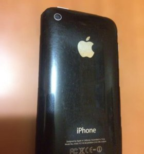 IPhone 3GS Б/У На запчасти.