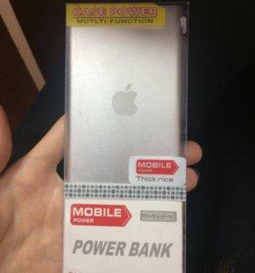 Внешний аккумулятор 12 000mah