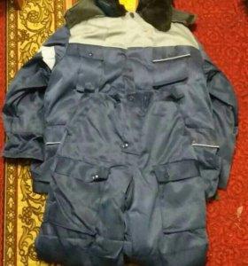 Продам теплозащитный костюм