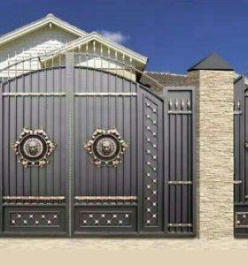 Ворота # 46