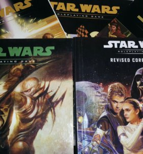 Star Wars Roleplaying Game - Revised Edition