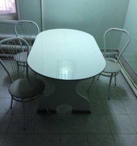 Стол и студья