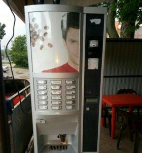 Кофеаппарат кофейный автомат