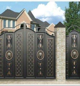 Ворота # 48