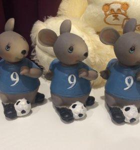 Мышки копилки
