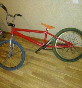Велосипед Вмх трюковой