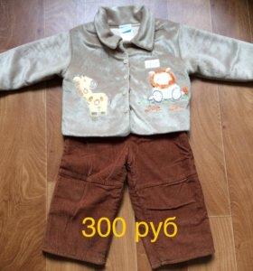 Вещи на мальчика 1 год