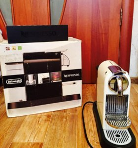 Кофемашина капсульного типа Nespresso EN165