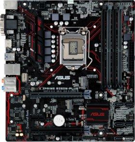 Мат.плата+процессор+оперативная память