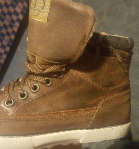 Осенне-зимние ботинки Dune