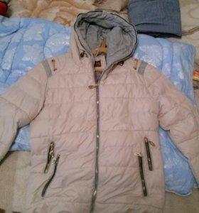 Куртка женская осень- весна
